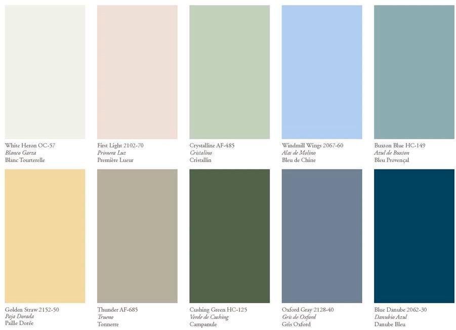 Factory Paint & Decorating - Benjamin Moore Paint, In ...